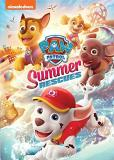 Paw Patrol Summer Rescues DVD