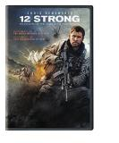 12 Strong Hemsworth Shannon Pena DVD R