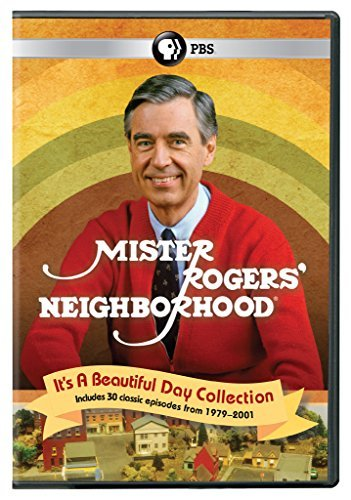 Mister Rogers' Neighborhood It's A Beautiful Day DVD