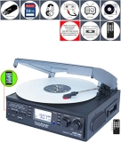 Turntable Boytone Bt 19djb C 3 Speed Stereo Turntable With 2
