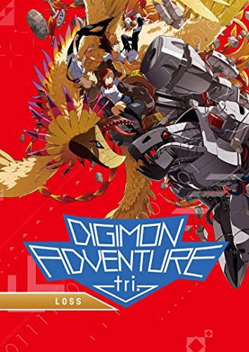 Digimon Adventure Tri Loss Digimon Adventure Tri Loss DVD