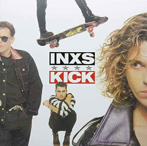 Inxs Kick (remastered)(2lp Red Vinyl) Remastered 2lp Red Vinyl Rsc 2018 Exclusive