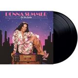 Donna Summer On The Radio Greatest Hits Vol. I & Ii 1 Pink Lp 1 Lavendar Lp