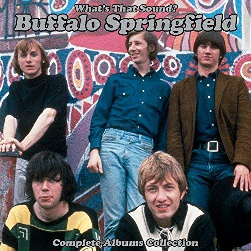 Buffalo Springfield What's That Sound? Complete Albums Collection 5cd