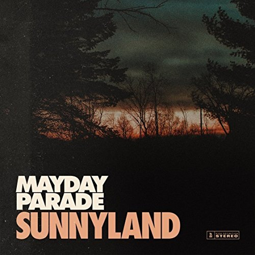 Mayday Parade Sunnyland (bone Colored Vinyl)