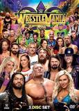 Wwe Wrestlemania 34 DVD