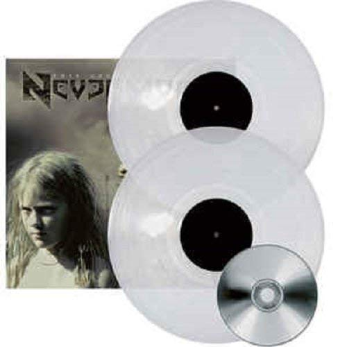 Nevermore This Godless Endeavor (reissue) 2 Lp 180g Silver Vinyl 1 CD