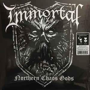 Immortal Northern Chaos Gods (indie Only White & Black Splatter Vinyl)