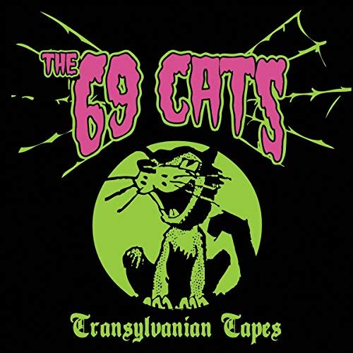 69 Cats Transylvanian Tapes (pink Vinyl) Amped Exclusive