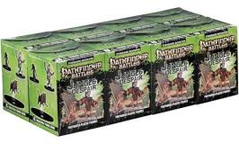 Pathfinder Battles Miniatures Jungle Of Despair Booster