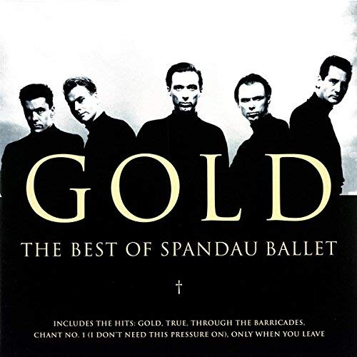 Spandau Ballet Gold 2lp Back To The 80's Exclusive