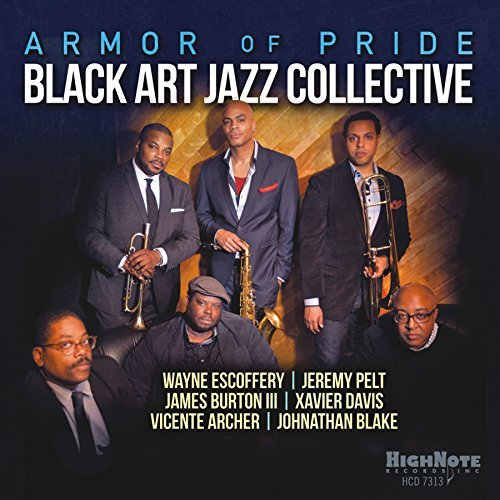 Black Art Jazz Collective Armor Of Pride Amped Exclusive