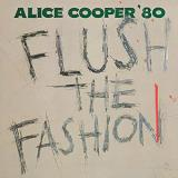 Alice Cooper Flush The Fashion Color Vinyl Back To The 80's Exclusive