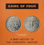 Gang Of Four A Brief History Of The Twentieth Century 2lp Back To The 80's Exclusive
