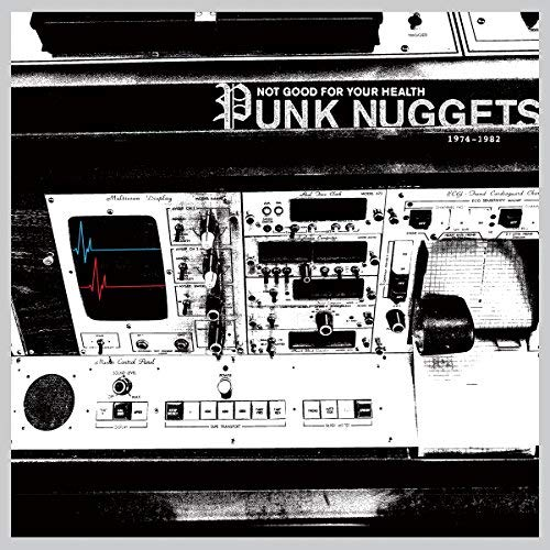 Punk Nuggets Punk Nuggets 2lp Back To The 80's Exclusive
