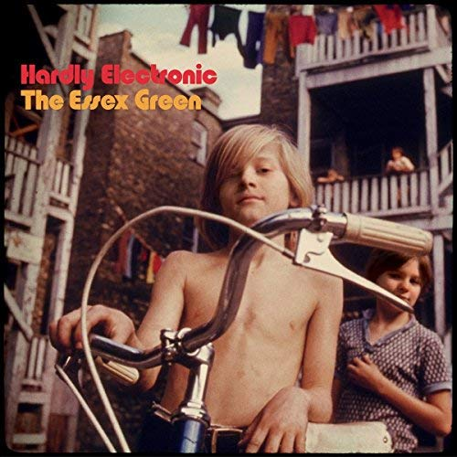 Essex Green Hardly Electronic (peak Vinyl) Indie Exclusive Red & Orange Swirl Vinyl Includes Lp3 Coupon