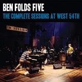 Ben Folds Five The Complete Sessions At West 54th (blue Vinyl) Limited Blue Vinyl Edition