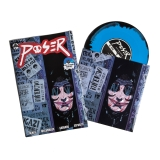 Poser Issue 1 Poser Issue 1 Comic + 7""