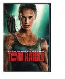 Tomb Raider (2018) Vikander West DVD Pg13