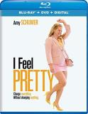 I Feel Pretty Schumer Williams Blu Ray DVD Dc Pg13