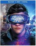 Ready Player One Sheridan Cooke Mendelsohn Blu Ray DVD Dc Pg13