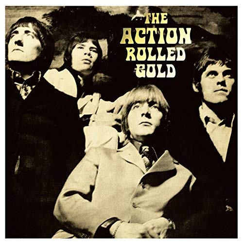 The Action Rolled Gold Lp