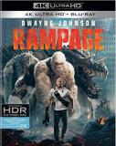 Rampage Johnson Harris Morgan 4khd Pg13