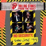 The Rolling Stones From The Vault No Security. San Jose '99 DVD 2cd
