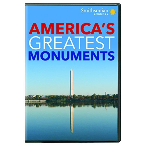 America's Greatest Monuments Smithsonian DVD Pg