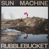 "Rubblebucket Sun Machine (opaque Yellow Vinyl) With ""sun Machine"" Lemon Scented Air Freshener Ltd To 300 Copies"
