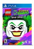 Ps4 Lego Dc Supervillains Deluxe Edition