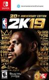 Nintendo Switch Nba 2k19 20th Anniversary Edition