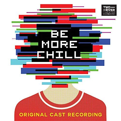 Be More Chill Original Cast Recording (green & Red Vinyl) Joe Iconis