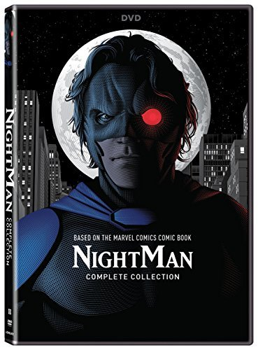 Nightman The Complete Series DVD