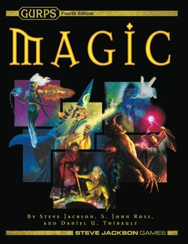 Steve Jackson Gurps Magic
