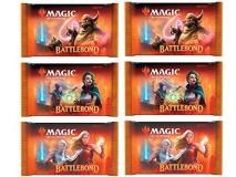 Magic The Gathering Cards Battlebond Booster Pack