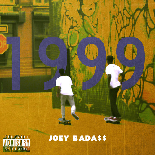 Joey Badass 1999 (indie Exclusive) Ltd To 1500 2lp Amped Exclusive