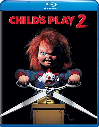 Child's Play 2 Vincent Dourif Blu Ray R