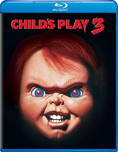 Child's Play 3 Whalin Dourif Blu Ray R