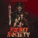 Sunset Society O.S.T. Sunset Society O.S.T. (red Vinyl) Amped Exclusive