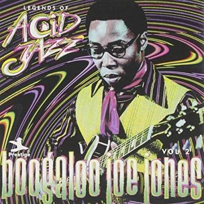 Boogaloo Joe Jones Vol. 2 Legends Of Acid Jazz CD R Legends Of Acid Jazz