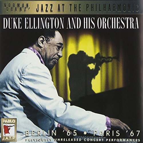Duke Ellington & His Orchestra Berlin '65 Paris '67
