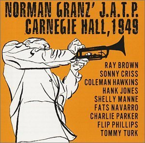 Norman J.A.T.P. Carnegie Granz Norman Granz J.A.T.P. Carnegie Brown Criss Hawkins Jones Turk Phillips Parker
