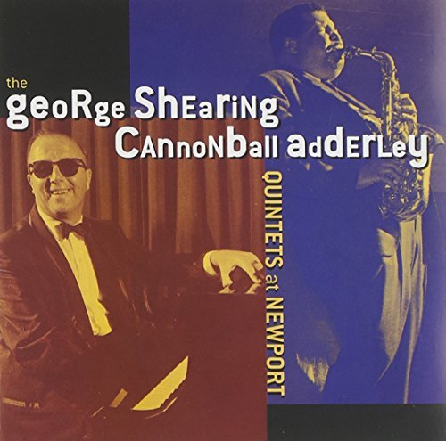 Shearing Adderley George Shearing Cannonball Add 2 On 1