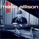 Mose Allison Creek Bank CD R