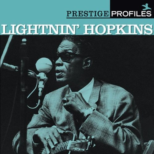 Lightnin' Hopkins Prestige Profiles 2 CD