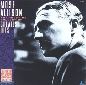 Mose Allison Greatest Hits