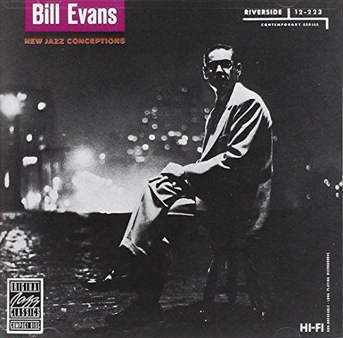 Bill Evans New Jazz Conceptions CD R