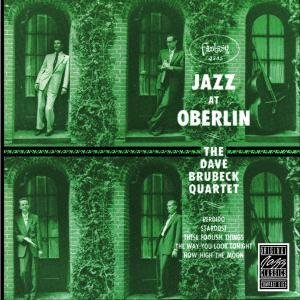 Brubeck Dave Jazz At Oberlin