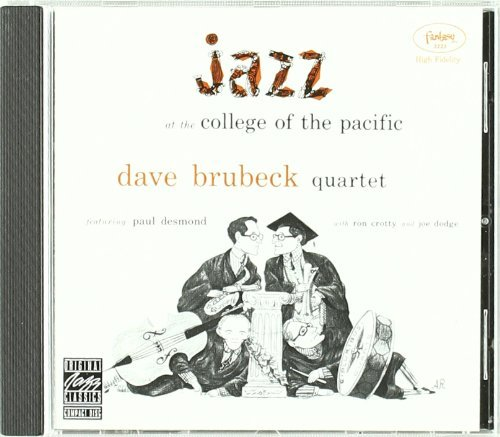 Dave Brubeck Jazz At College Of The Pacific